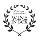 Concours Wine in Box