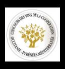Concours des vins de la coopération or