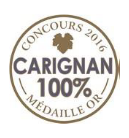 concours 100% Carignan or